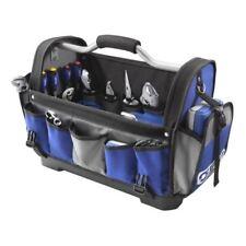 """Britool Expert E010601B 20"""" Soft Tote Bag Fabric Cover Storage Box Hard Bottom"""