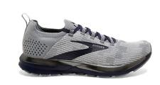 AUTHENTIC Brooks Ricochet 2 Grey Navy Running Shoe Men size