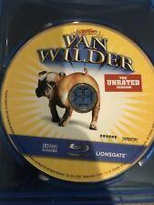 Van Wilder Blu-ray Disc and digital code