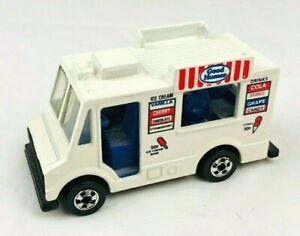 Vintage 1983 Hot Wheels Good Humor Truck - Ice Cream Truck   *Fa5
