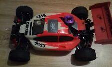 Rc Nitro Verbrenner Buggy 4 WD Carson Storm Racer mit 15 er Force Motor 2,5ccm