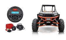 MB QUART GMR-1 Digital Receiver Radio w/Bluetooth+USB+3.5mm Plug ATV/UTV/RZR