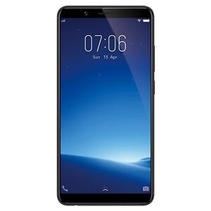 "NEW Vivo Y71 (Black, 16GB) 3GB RAM (4G) 6"" 13MP primary camera SHIP DHL"