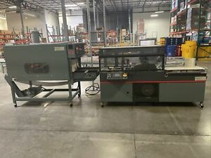 2019 Shanklin Triumph Shrink Wrapper, Autobag and Extended Chamber Heat Tunnel