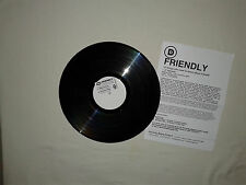 "Presser/Friendly&Toby Neal-2Black2Gay/Sneaker Sex - Disco 12"" Vinile PROMO W/L"