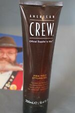American Crew Firm Hold Styling Gel - Starker Halt 250 ml