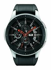 SAMSUNG Galaxy Watch SM-R800 46mm Silver Case Classic Buckle ONYX BLACK $349.99
