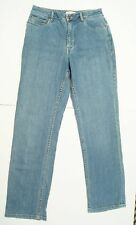 Coldwater Creek Classic Fit Women Denim Blue Jeans Sz 8 Stretch 29W 31L 5 Pocket