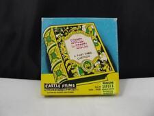 VTG Castle Films Super 8 8mm Black/White Fairy Tale Movie Reel - Hansel & Gretel