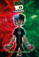 Cartoon Network: Ben 10 Omniverse: Duel of the Duplicates V4