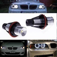 2 Ampoule LED Angel Eyes 3W Blanc Xenon Pour BMW E39 E81 E82 E87 E53 E83 E65 E66