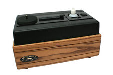NITTY GRITTY MODEL 2.5 RECORD CLEANING MACHINE WITH OAK OR CHERRY FINISH NEW