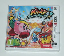 Kirby Battle Royale - 3DS Game - New & Sealed