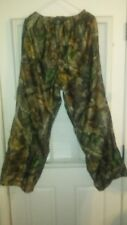 Mad Dog Large  Camo Camouflage Hunting Pants Advantage Timber[ light wait]
