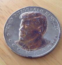 1960-1985 John F Kennedy 25th Anniversary Double Eagle Commemorative Coin