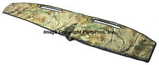NEW Realtree AP Camo Camouflage Dash Mat Cover / FOR 1981-93 DODGE RAM TRUCK