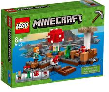 LEGO Minecraft 21129 - Die Pilzinsel NEU & OVP