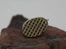 Medaillon 585er Gelbgold Oval Aufklappbar (c0605)