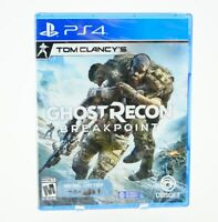 Tom Clancy's Ghost Recon Breakpoint: Playstation 4 [Factory Refurbished] PS4