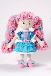"""Madame Alexander Candy Hugs 12"""" Cloth Doll - New with Tags"""