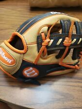 New listing Wilson a500 baseball glove. Jose altuve new w tags great glove real leather lace