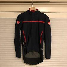 Castelli Perfetto Long Sleeve Gore Cycling Race Jacket Men's Medium Jersey