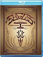 EAGLES LIVE FROM MELBOURNE FAREWELL TOUR BLU RAY NEW & SEALED REGION FREE