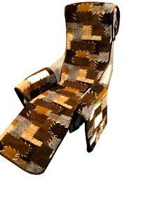 Sesselschoner für Relaxsessel Extrabreit, 100% Wolle, breite 60cm