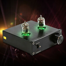 NEW DC12V Audio 6J1 Valve & Vacuum Tube Pre-Amplifier Stereo HiFi Buffer Preamp