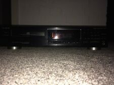Hifi Anlage Sony,  CD Player, schwarz, gebraucht