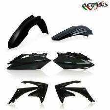 Guardabarros negros Acerbis para motos Honda