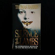Thomas Harris - The Silence of The Lambs - Mandarin Books - 1991 Movie Edition