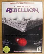Star Wars Rebellion PC CD-ROM ✰✰✰NEU✰✰✰