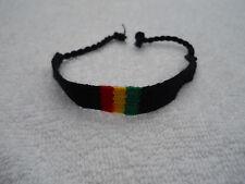 iopia~Jamaica~Bracelet- New Lion Of Judah~Rasta~M 00004000 Arley~Selassie~Reggae~Eth