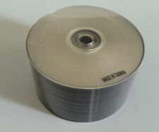 500 16X Silver Inkjet HUB Printable DVD-R Disc 4.7GB Free Expedited Shipping