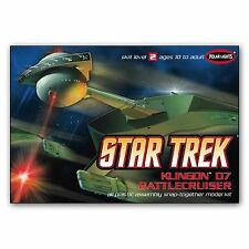 STAR TREK CLASSIC KLINGON D7 BATTLECRUISER 1/1000 SCALE