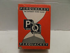 Perquackey The Different Word Game Lakeshore Toys #8313 100% Complete 1965!
