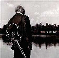 BB KING One Kind Favor CD Blues Rock R&B Artist Guitar Lucille Grammy Award Albu