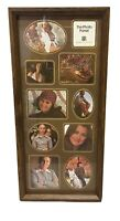 """NOS Vintage Burns Of Boston Photo Panel Wall Picture Frame, 20.5"""" x 9.5"""""""