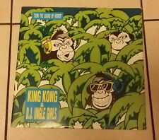 King Kong & D.J. Ungle Girls ‎– Turn The Sound Up Higher - Flea Records ‎FL 8446