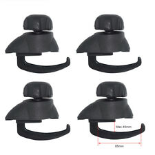 4x Car SUV Roof Luggage Mounting Clip Lock Holder Clip Universal Accessories