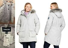 NWT LANDS' END Plus Size 3X Expedition Waterproof Down Parka - Reg $320