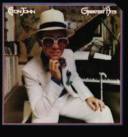 VINYL LP Elton John - Greatest Hits MCA 2128 1st PRESSING NM