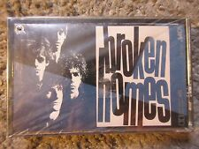 "BROKEN HOMES (CRAIG ROSS) ""BROKEN HOMES"" 1986 STILL SEALED OOP CASSETTE RARE!"