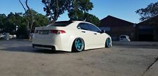 Body Kit(Pads, Skirts) Mugen Style for Acura TSX CU 2008, 2009, 2010