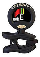 Snark ST8HZ Super Tight Clip on Chromatic All Instrument Tuner w Hertz Accuracy