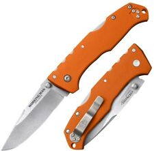 Cold Steel Working Man German 4116 Stainless Cryo Quenched Blaze Ornge 54NVRYNEW