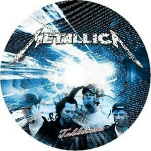 METALLICA BASS & GUITAR TAB CD TABLATURE BEST OF GREATEST HITS METAL MUSIC