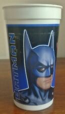 Batman & Robin Movie Taco Bell Plastic Collector Cup Batman 1997