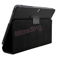 NERO Flip Pelle Custodia Cover per Samsung Galaxy Tab 2 10.1 P5100 P5110